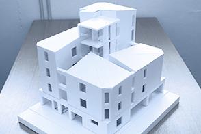 5階建木造(CLTパネル工法+軸組工法/1階RC造)の実現