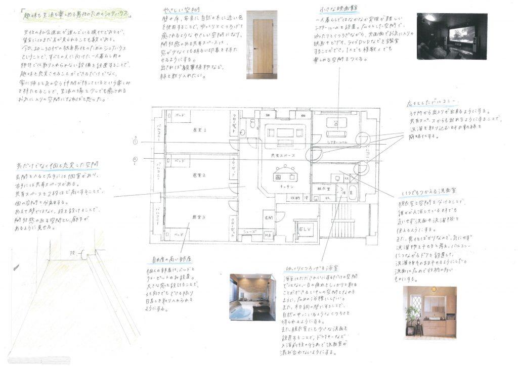 福岡女子大との協同プロジェクト
